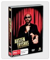 Austen Tayshus DVD